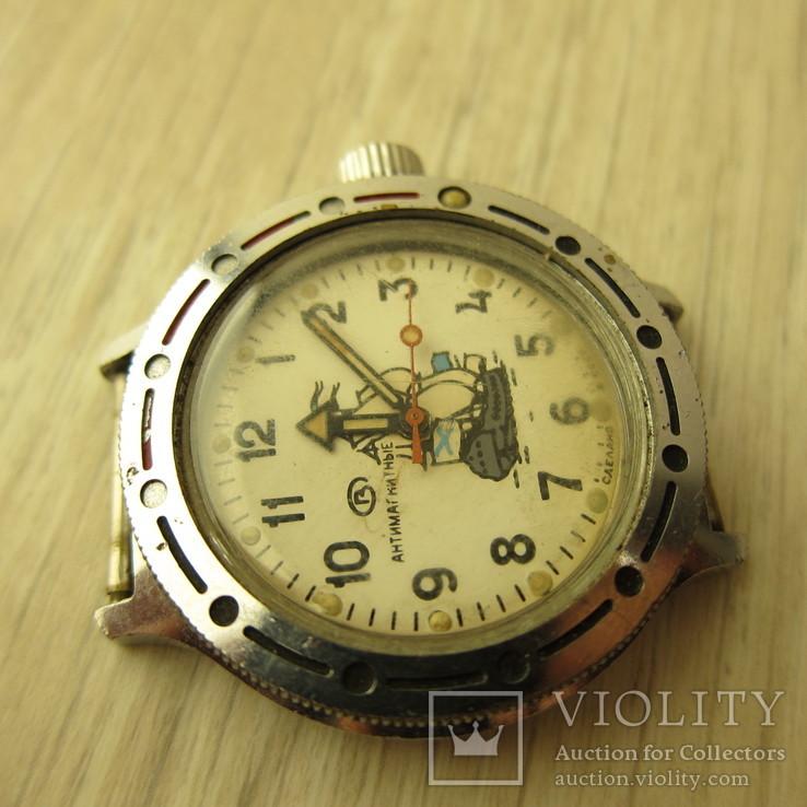 Наручные часы Восток-Амфибия., фото №6