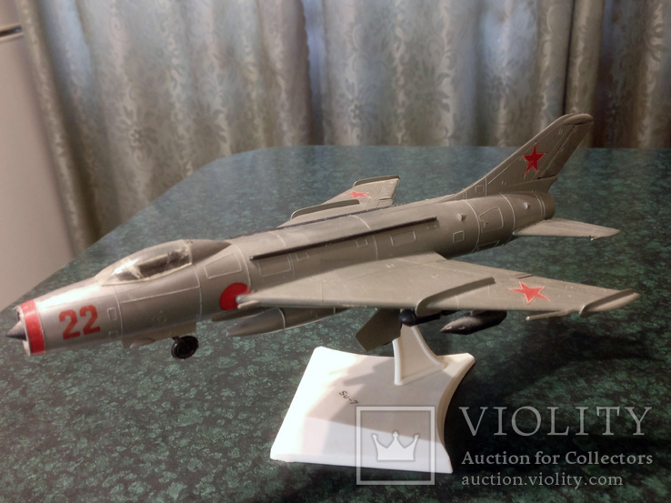 Модель самолета Су-7 Su-7, фото №7