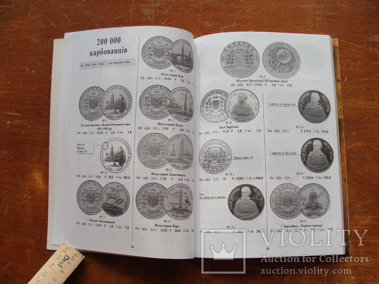 Монети УкраЇни 1992-2006. (104), фото №7