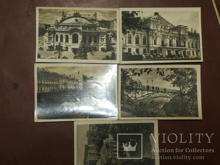Поштовие карточки лот2, фото №6