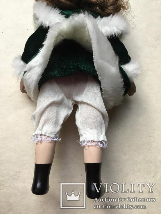 Кукла фарфор., фото №4