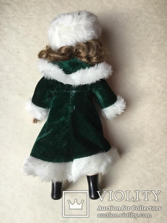 Кукла фарфор., фото №5