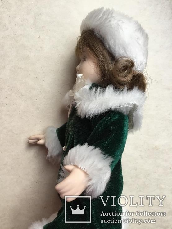 Кукла фарфор., фото №9