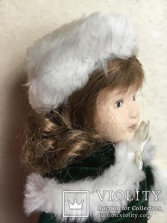 Кукла фарфор., фото №10