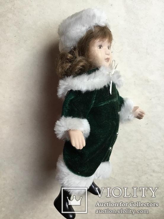 Кукла фарфор., фото №12