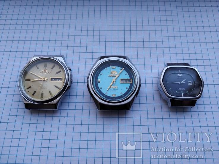 Часы Orient 3 штук