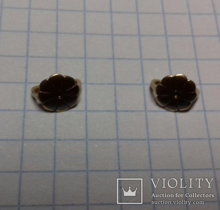 Гвоздики с бриллиантами, фото №6