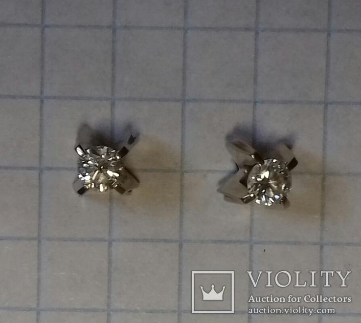 Гвоздики с бриллиантами, фото №9