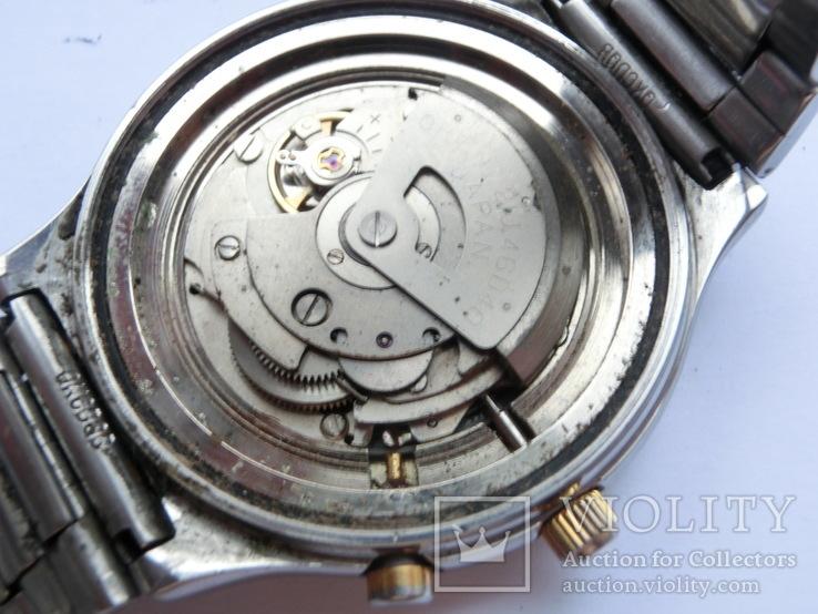 Orient Automatic 21 Jewels Multi-year Calendar, фото №11