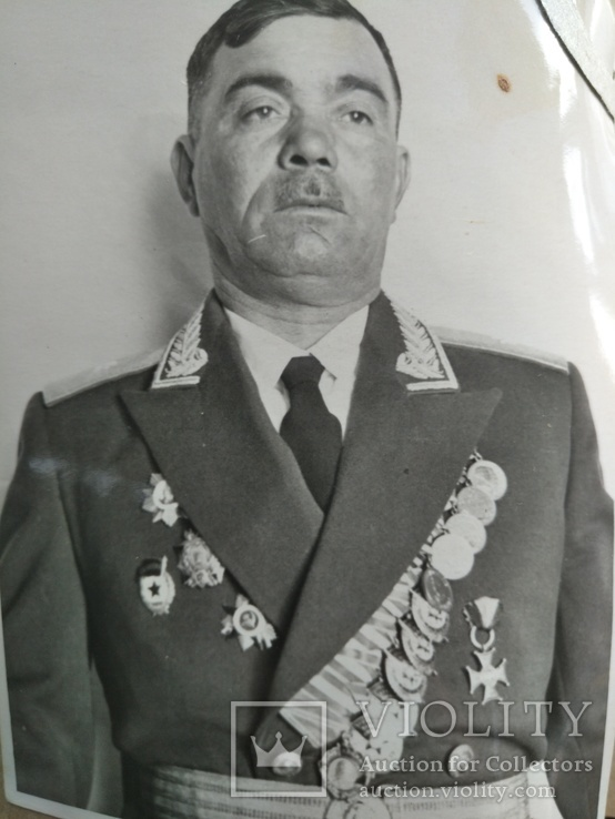 Фотоальбом генерала Калиновича и его семьи (с 1926 года до1977), фото №8