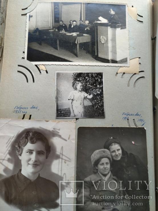 Фотоальбом генерала Калиновича и его семьи (с 1926 года до1977), фото №9