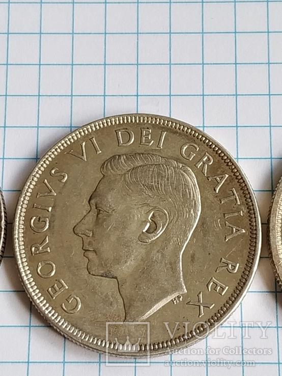 Канада Долари 6 штук, фото №10
