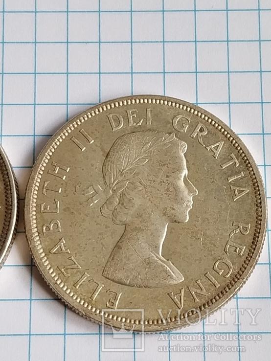 Канада Долари 6 штук, фото №11