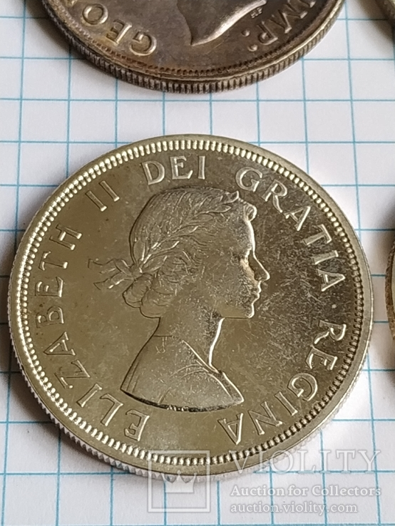 Канада Долари 6 штук, фото №12