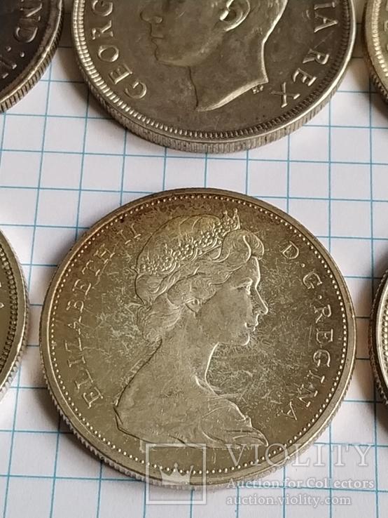 Канада Долари 6 штук, фото №13