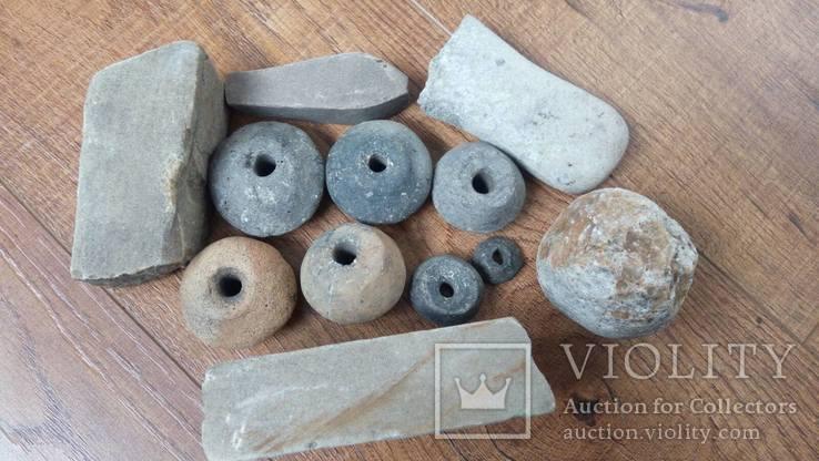 Прясла +( зернотёрка, точильные камни чк), фото №3