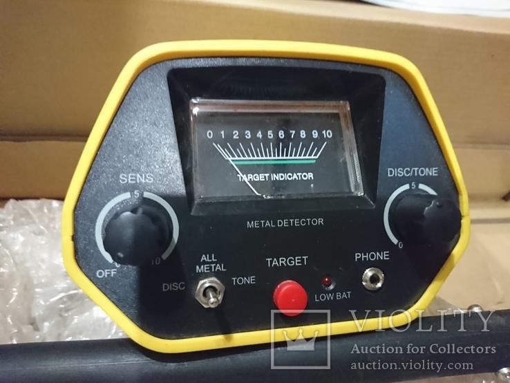 Металлоискатель Cobra аналог Ace 250, фото №3