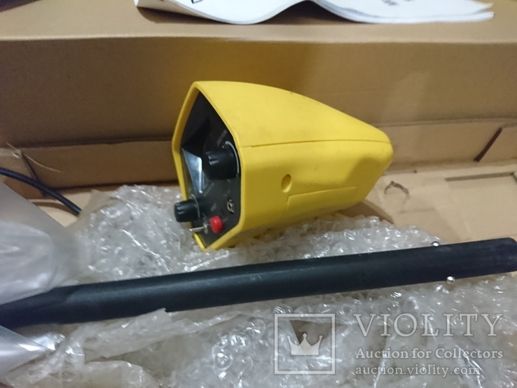 Металлоискатель Cobra аналог Ace 250, фото №7