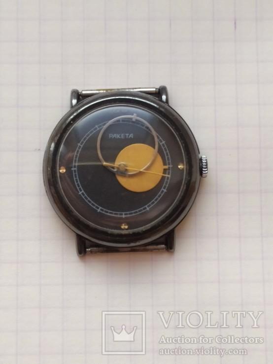 Часы Ракета Коперник, сделано в россии, фото №2