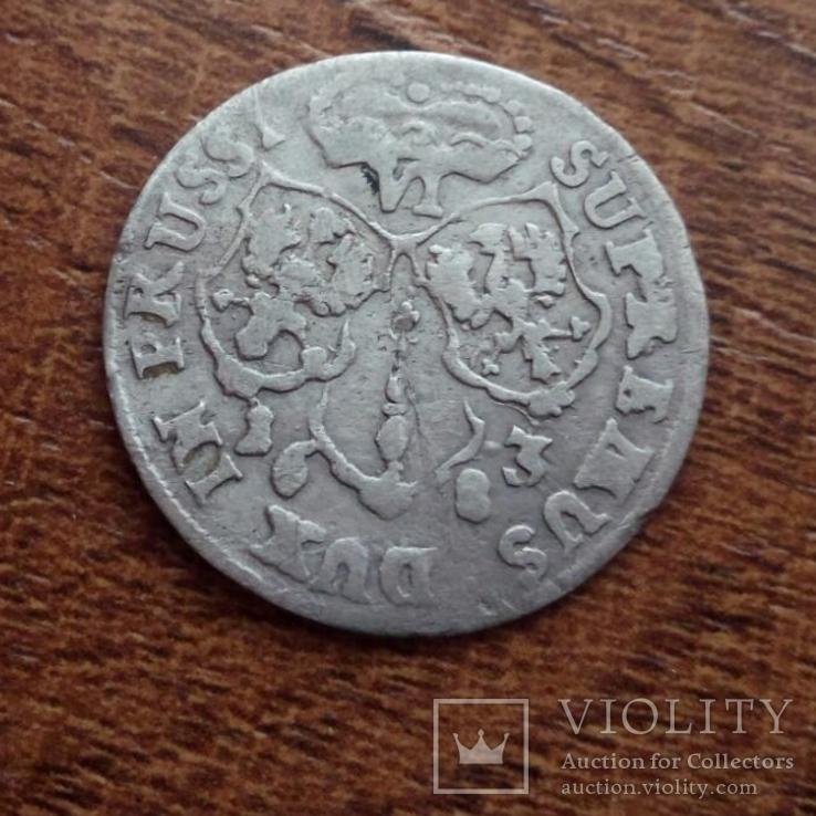 Шестак Пруссия 1683, фото №4