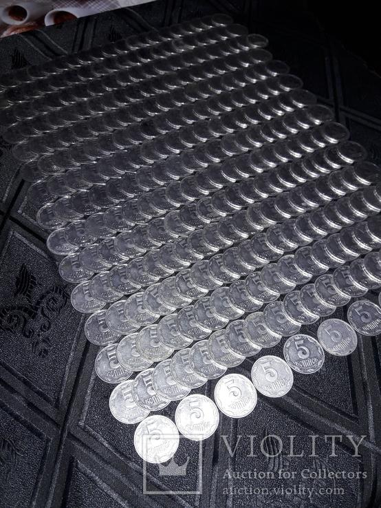 5 копеек 2003 290 монет, фото №11