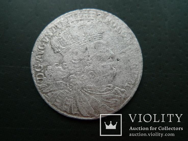 Орт. 1755 год. Август III, фото №2