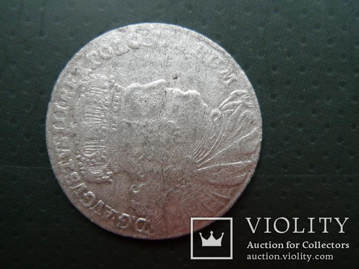 Орт. 1755 год. Август III, фото №4