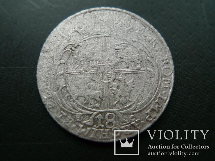 Орт. 1755 год. Август III, фото №5