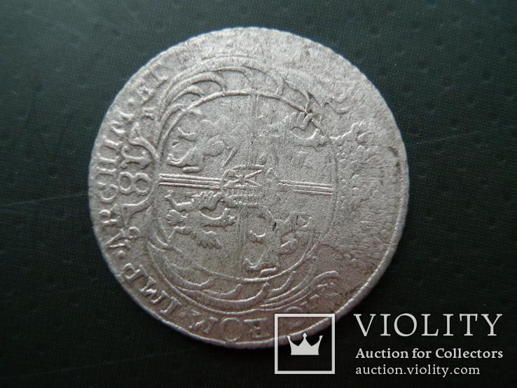 Орт. 1755 год. Август III, фото №6