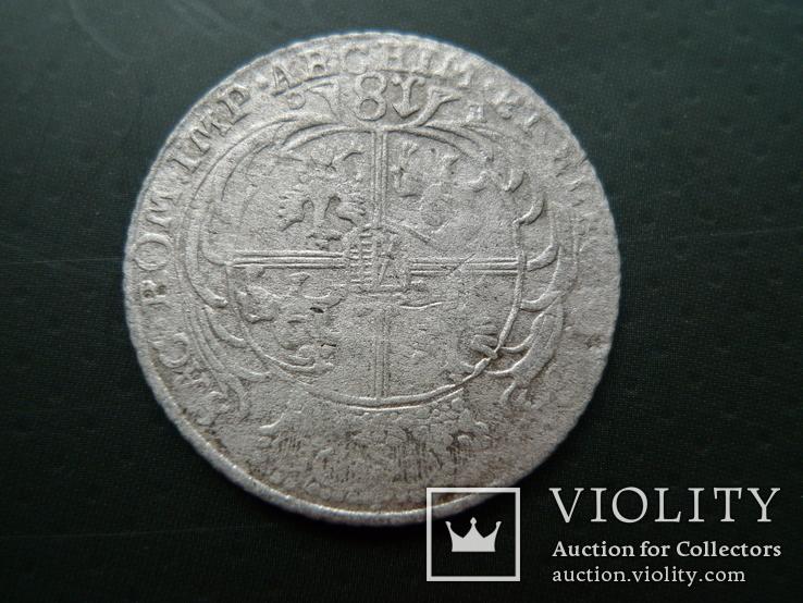 Орт. 1755 год. Август III, фото №7