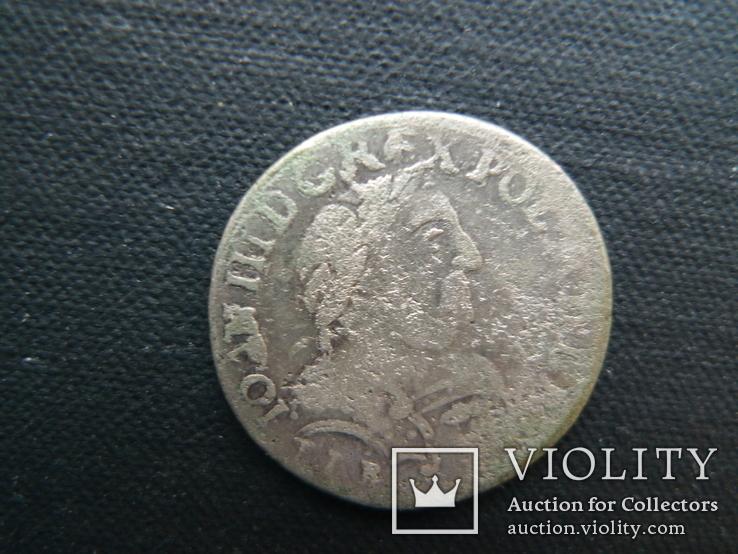 6 грошей (шестак). 1681 год №06, фото №3