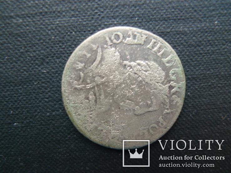 6 грошей (шестак). 1681 год №06, фото №4