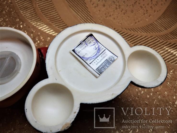 Сувенирный набор для соли и специй, фото №8