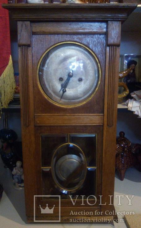 Часы настенные GLORIA Gustav Becker на восстановление