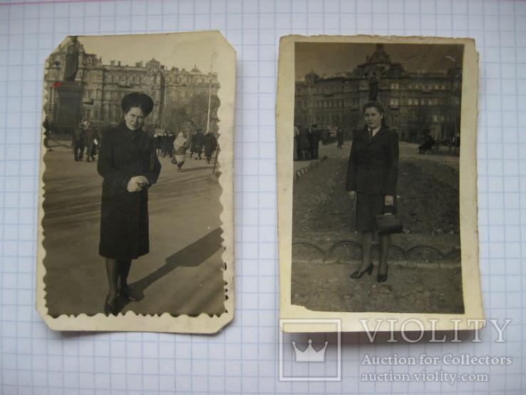 Одесса. Два снимка на фоне Дома Руссова., фото №7
