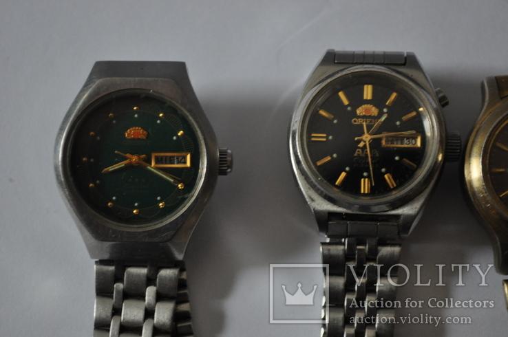 Часы женские ORIENT  5 шт., фото №3