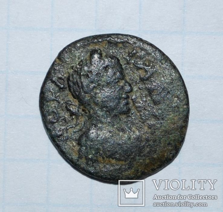 Провинциальная бронза. Вес: 2,46 г., фото №4