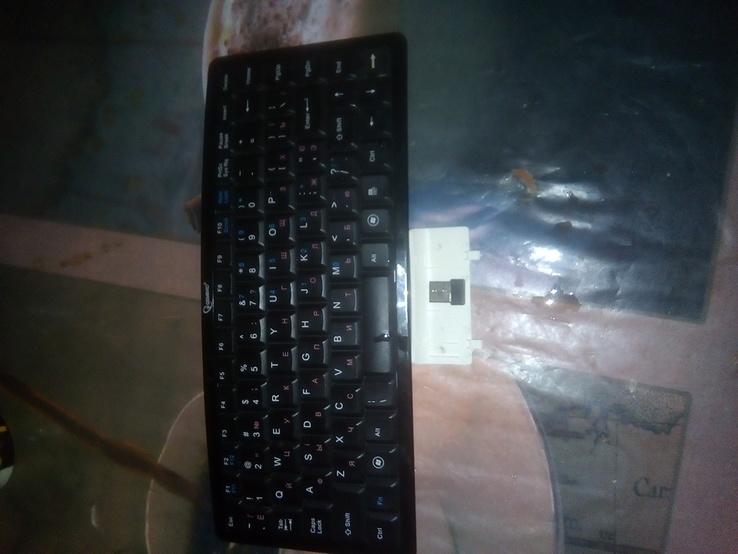 Беспроводная клавиатура, фото №2