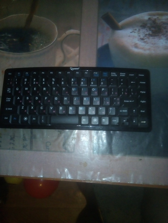 Беспроводная клавиатура, фото №4