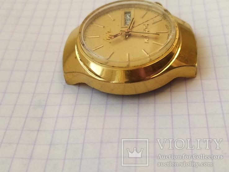 Часы Луч электронно механические , ау5, фото №3