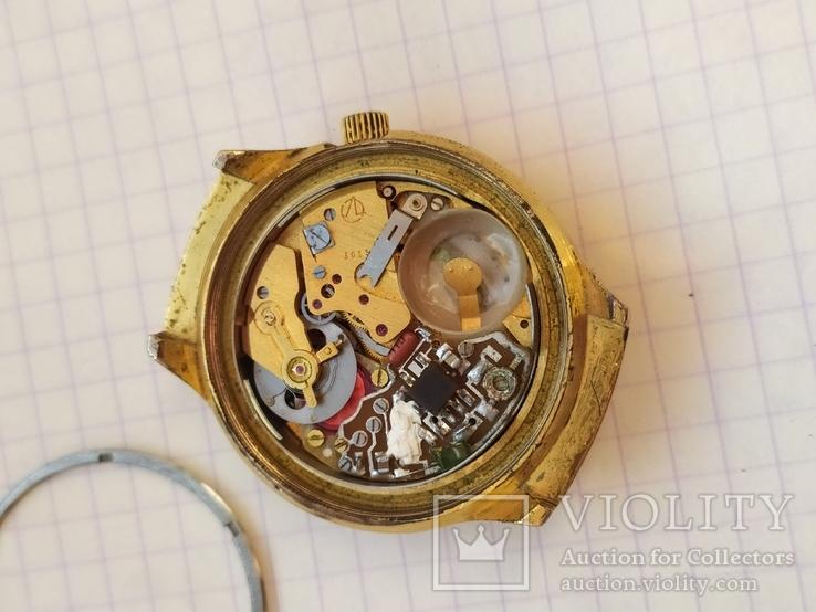 Часы Луч электронно механические , ау5, фото №9