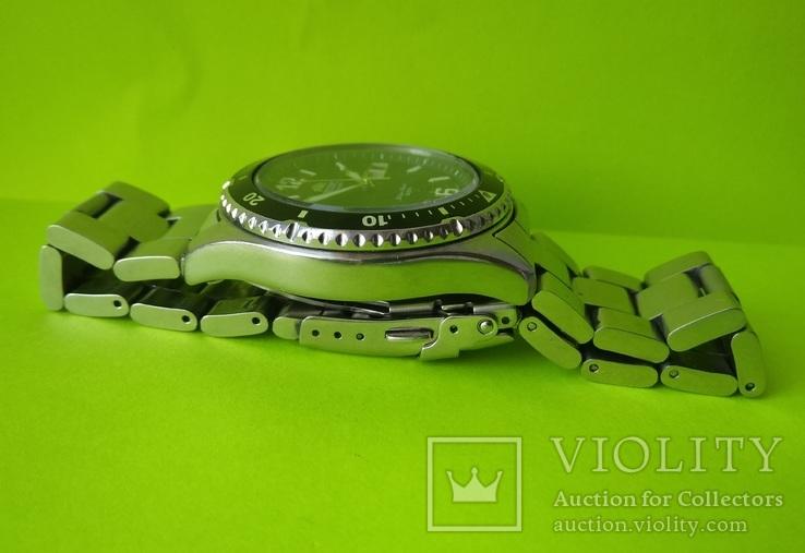 Часы. Ориент / Orient EM 65 - A00 T - на ходу, фото №9