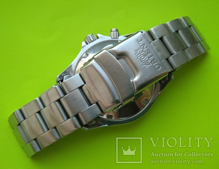 Часы. Ориент / Orient EM 65 - A00 T - на ходу, фото №10