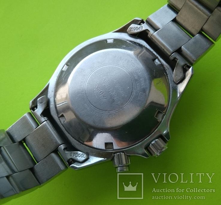 Часы. Ориент / Orient EM 65 - A00 T - на ходу, фото №13