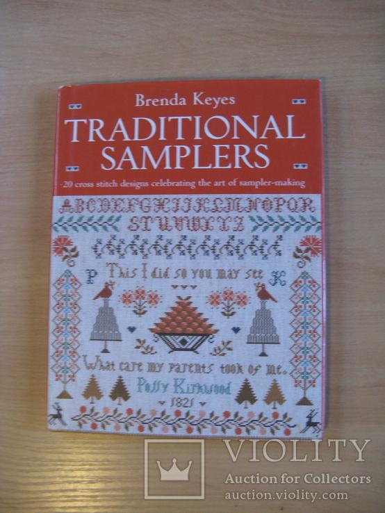 Brenda Keyes: Nraditional Samplers ( Традиционная вышивка), Большой формат, фото №2