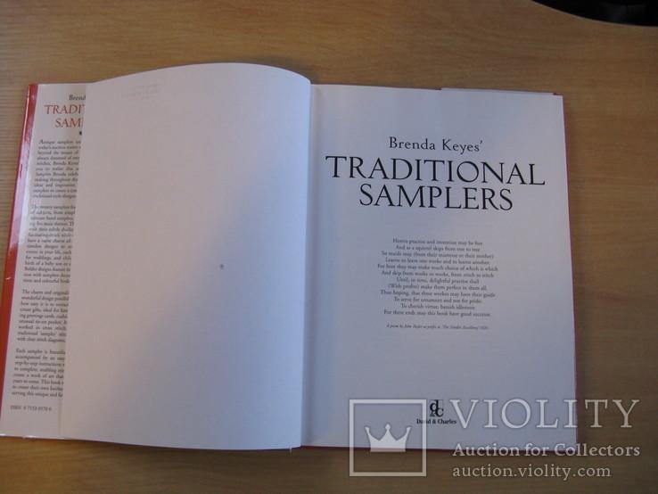Brenda Keyes: Nraditional Samplers ( Традиционная вышивка), Большой формат, фото №3
