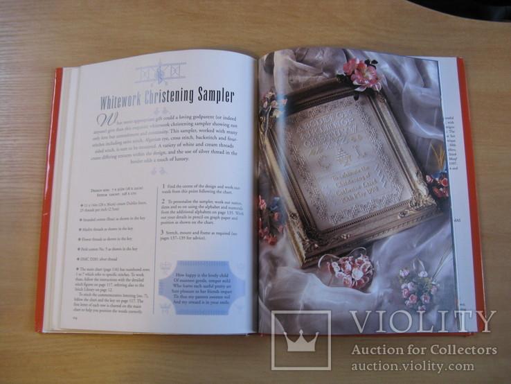 Brenda Keyes: Nraditional Samplers ( Традиционная вышивка), Большой формат, фото №8