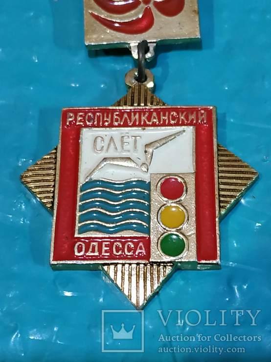 Республиканский слет ЮИД Одесса, фото №3
