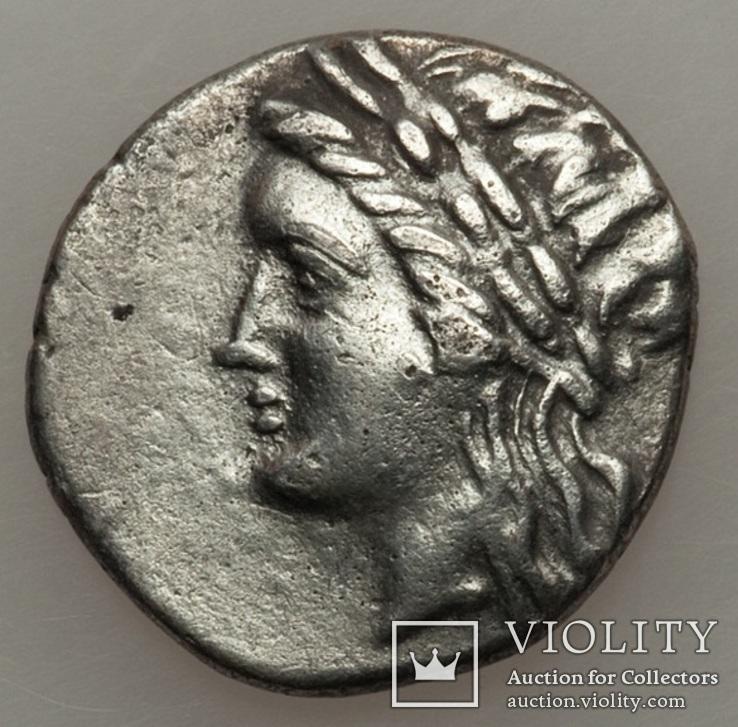 Аполлон Лев ( 280-200 р. до н.е ) Мілет, фото №2
