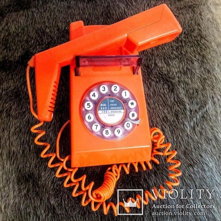 Винтажные телефоны 80-90х из Западной Европы., фото №2